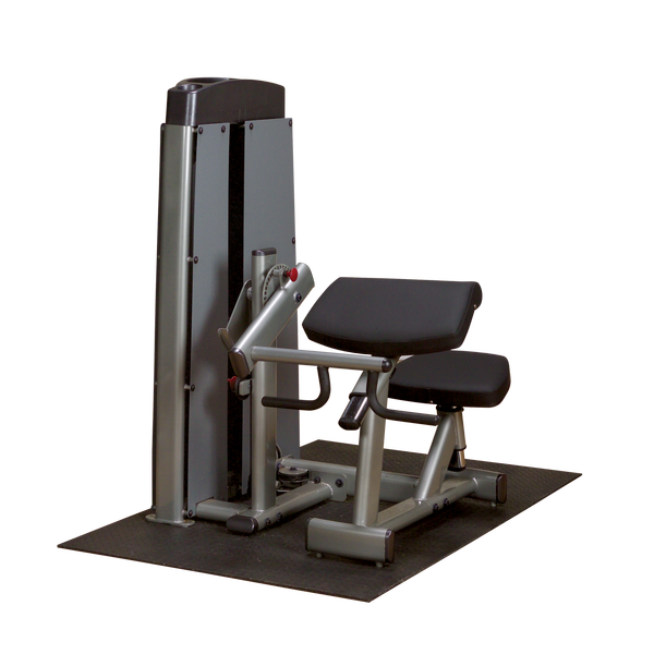 Body Solid DBTCSF Pro Dual Bicep & Tricep Machine