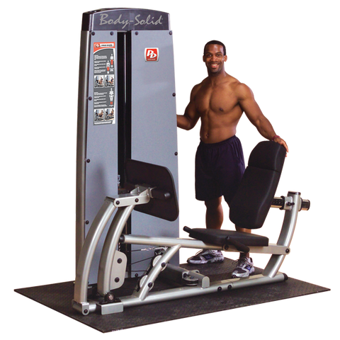 Body Solid DCLPSF Pro Dual Leg & Calf Press Machine