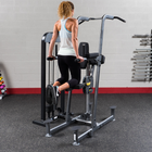 Body Solid FCD-STK PRO-Select Weight Assisted Chin-Dip Machine