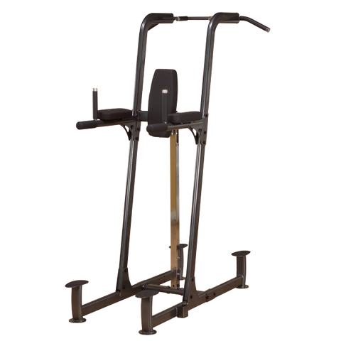 Body Solid FCD Fusion Vertical Knee Raise, Dip, Pull Up