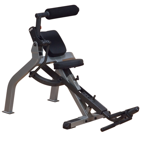 Body Solid GAB350 Semi-Recumbent Dual Ab Bench