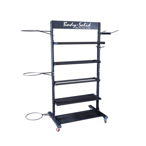 Body Solid GAR250 Accessory Tower