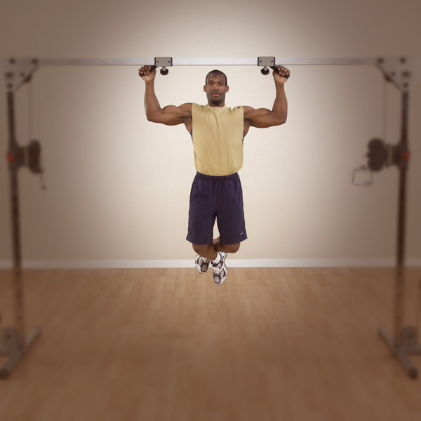 Body Solid GCA2 Lat Pull-Up / Chin-Up Station
