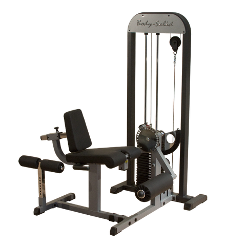 Body Solid GCEC-STK PRO-Select Leg Ext & Leg Curl Machine