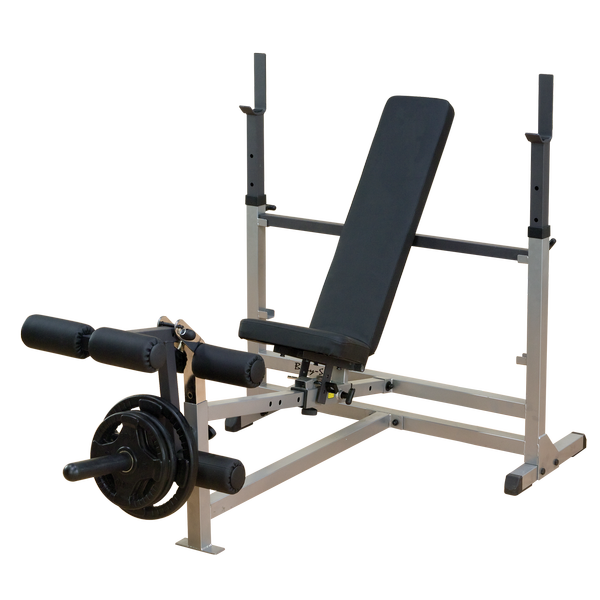 Body Solid GDIB46L PowerCenter Combo Bench