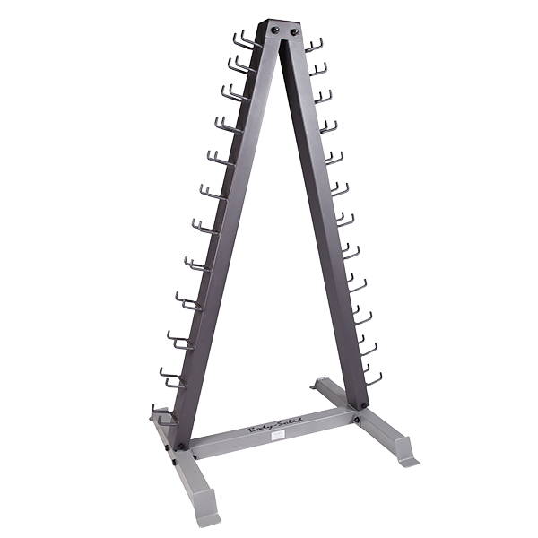 Body Solid GDR24 12 pair Vertical Dumbbell Rack