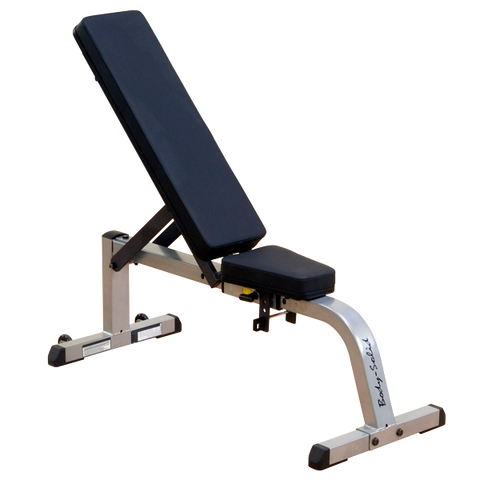 Body Solid GFI21 Heavy Duty Flat Incline Bench