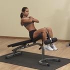 Body Solid GFID31 Flat Incline Decline Bench
