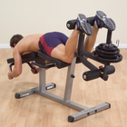 Body Solid GLCE365 Seated Leg Extension & Supine Curl