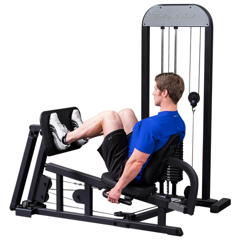 Body Solid GLP-STK PRO-Select Leg & Calf Press Machine