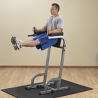 Body Solid GVKR60 Vertical Knee Raise & Dip
