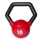 Body Solid KBLS105 Vinyl Dipped Kettleballs 5-30lb Set