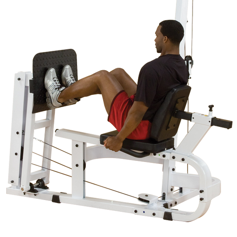 Body Solid LP40S Leg Press Option for EXM4000S