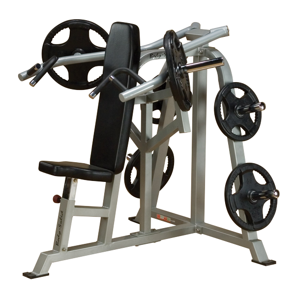 Body Solid LVSP Leverage Shoulder Press