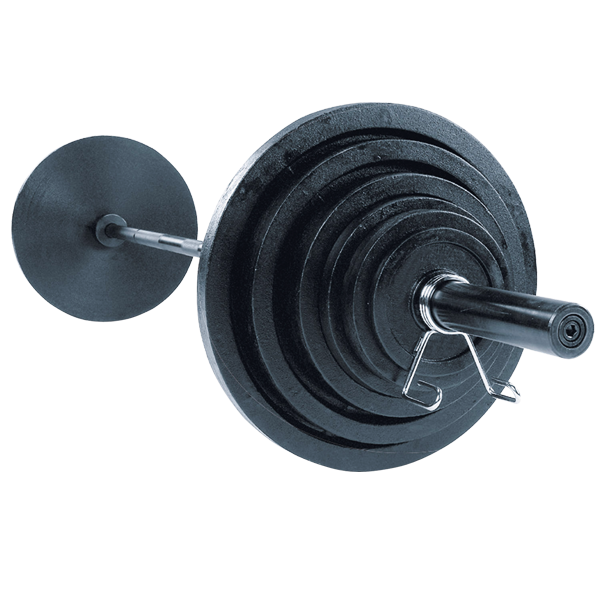Body Solid OSB300S Olympic Weight Set 300lb