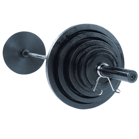 Body Solid OSB255 Olympic Weight Set 255lb (Plates Only)