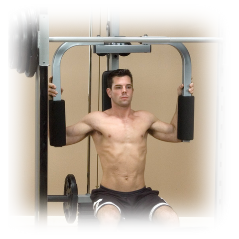Powerline PPA13X Pec Attachment for Smith Machine