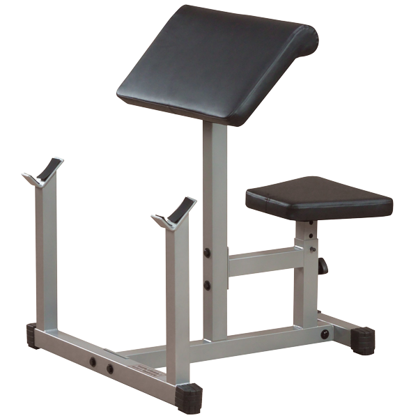 Powerline PPB32X Preacher Curl