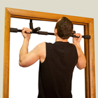 Body Solid PUB30 Mountless Pull Up/Push Up Bar