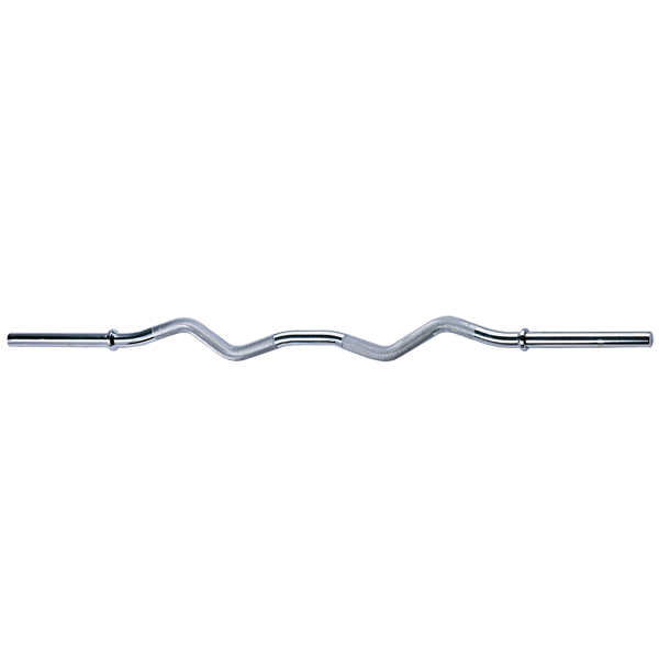 Body Solid RB47 Standard Curl Bar Chrome