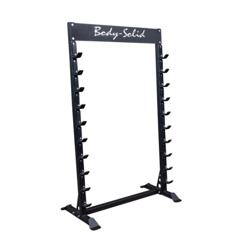 Body Solid Pro Clubline SBS100 Horizontal Bar Rack