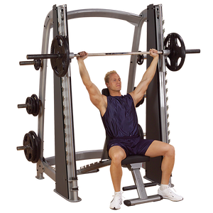 Body Solid SCB1000 ProClub Line Counter-Balanced Smith Machine