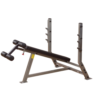 Body Solid SDB351G Decline Olympic Bench