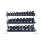Body Solid SDKR1000DB ProClub Line 3-Tier Dumbbell Rack