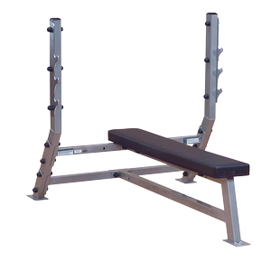 Body Solid SFB349G Flat Olympic Bench