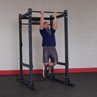 Body Solid SPR1000BACK ProClub Line Power Rack Base Rack SPR1000 and Extension