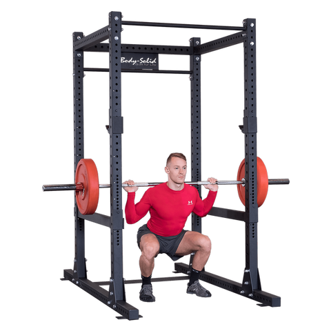 Body Solid SPR1000 ProClub Line Commercial Power Rack