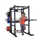 Body Solid SPR1000BACKP4 ProClub Line Power Rack SPR1000 and Extension Package