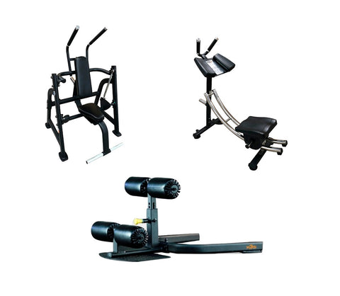 The ABS Company TAC HIIT ZONE Studio Package