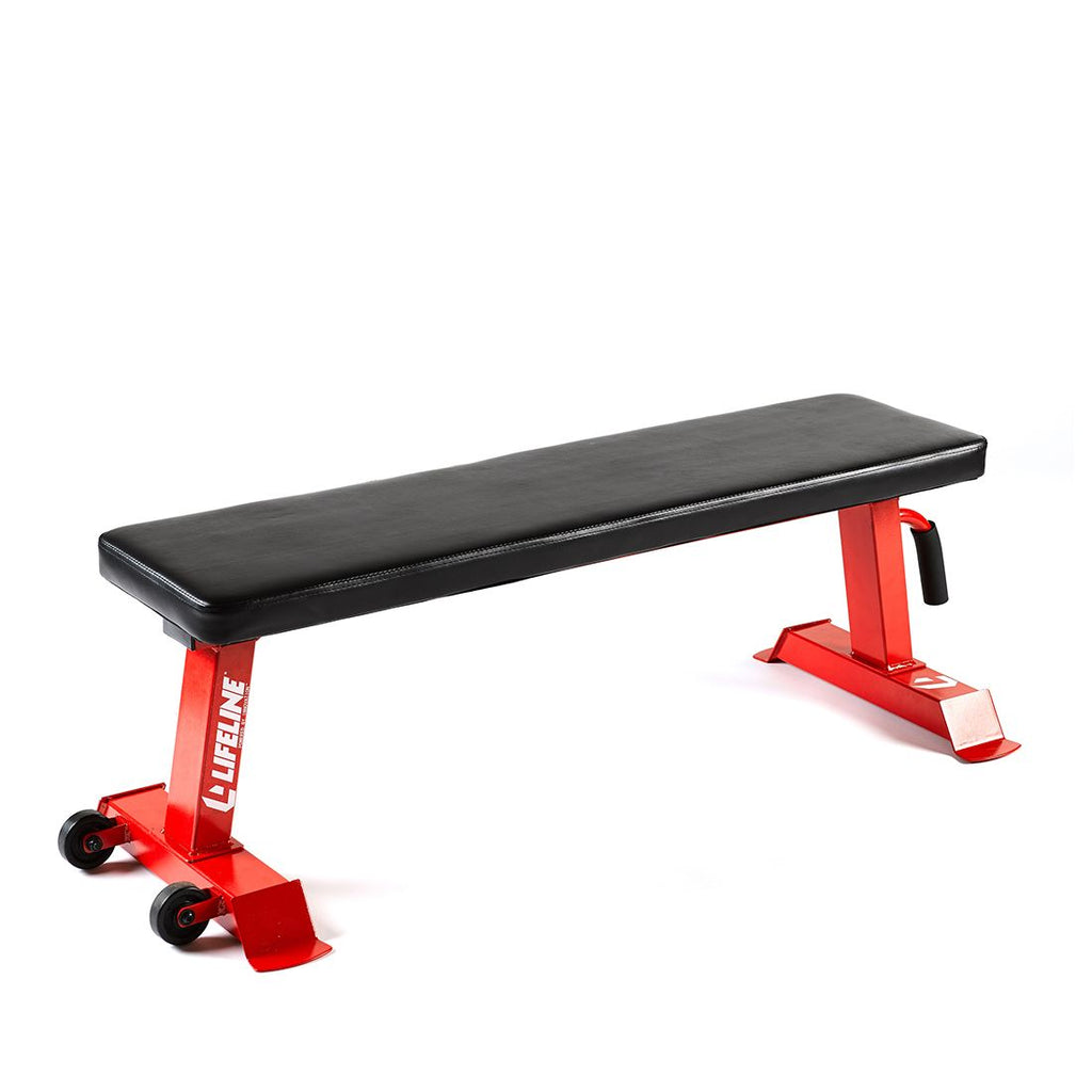 Lifeline Flat Weight Bench