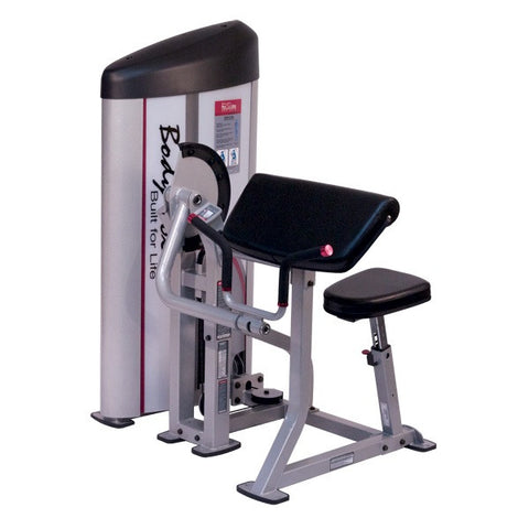 Body Solid S2AC/1 Series II Arm Curl Machin 160-235 lb. stack