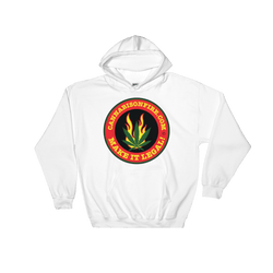 Make It Legal! Hoodies