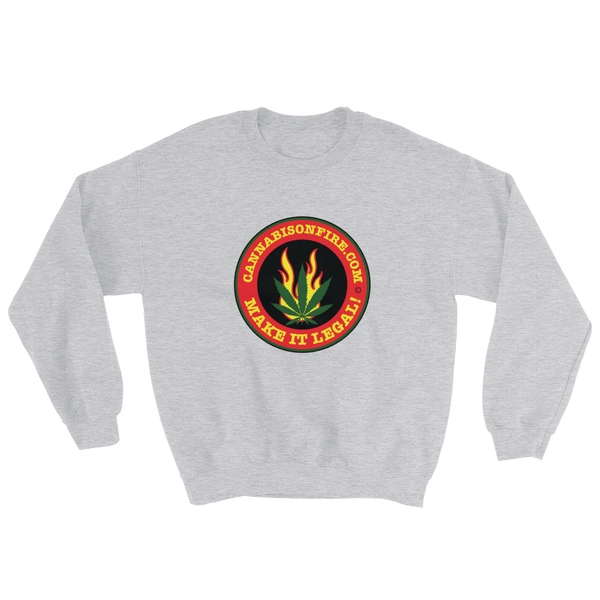 Make It Legal! Sweatshirt