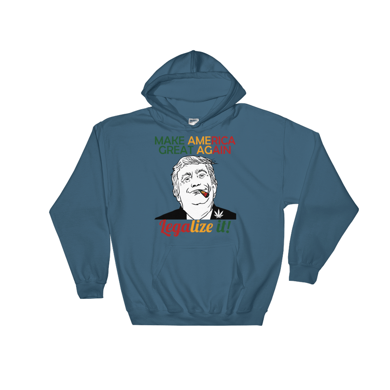 Make America Great Again Hoodies