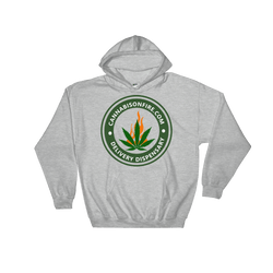 Delivery Dispensary Hoodies