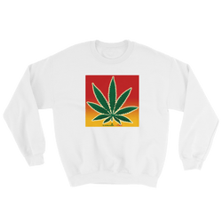 Cannabis On Fire Sweatshirt