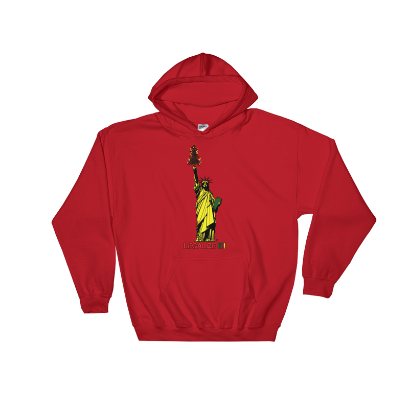 Legalize It Hoodies
