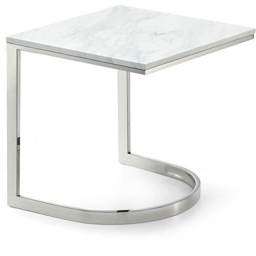 Meridian Furniture Copley Chrome End Table - Other Tables
