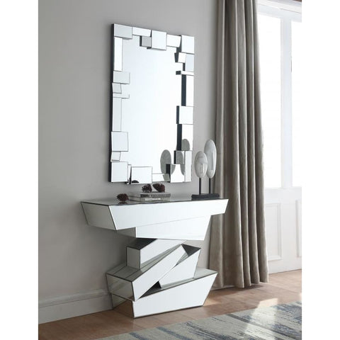 Meridian Furniture Jade Mirror - Mirrors