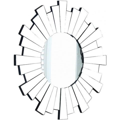 Meridian Furniture Nexus Mirror - Mirrors