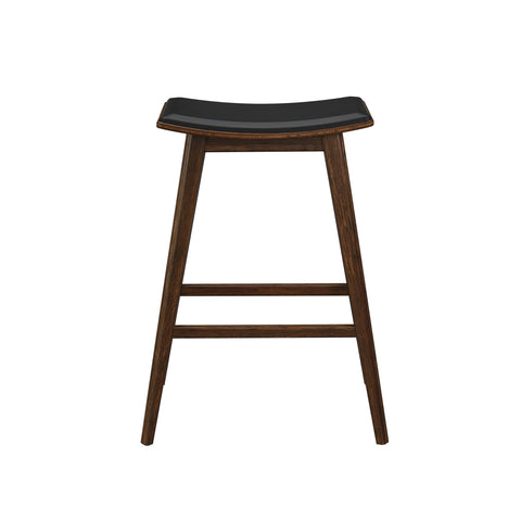 Eco Ridge by Bamax TERRA Bamboo 26 Counter Height Stool - Exotic (Set of 2) - Stools