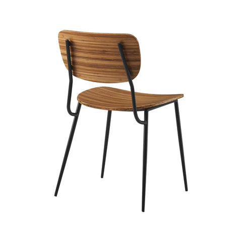 Greenington Soho Chair Amber (Set of 2) - Dining Chairs