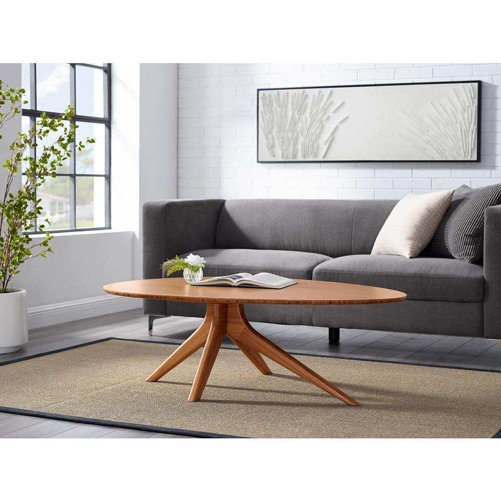 Greenington Rosemary Coffee Table Amber - Coffee Tables