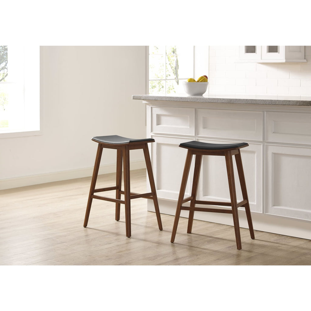 Eco Ridge by Bamax TERRA Bamboo 26 Counter Height Stool - Exotic (Set of 2)