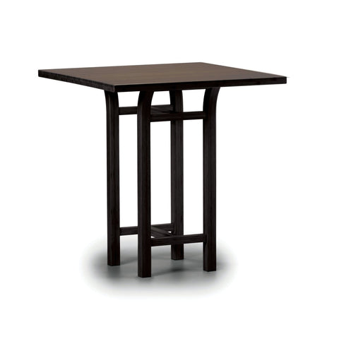 Greenington TULIP Bamboo Counter Height Table - Black Walnut - Other Tables