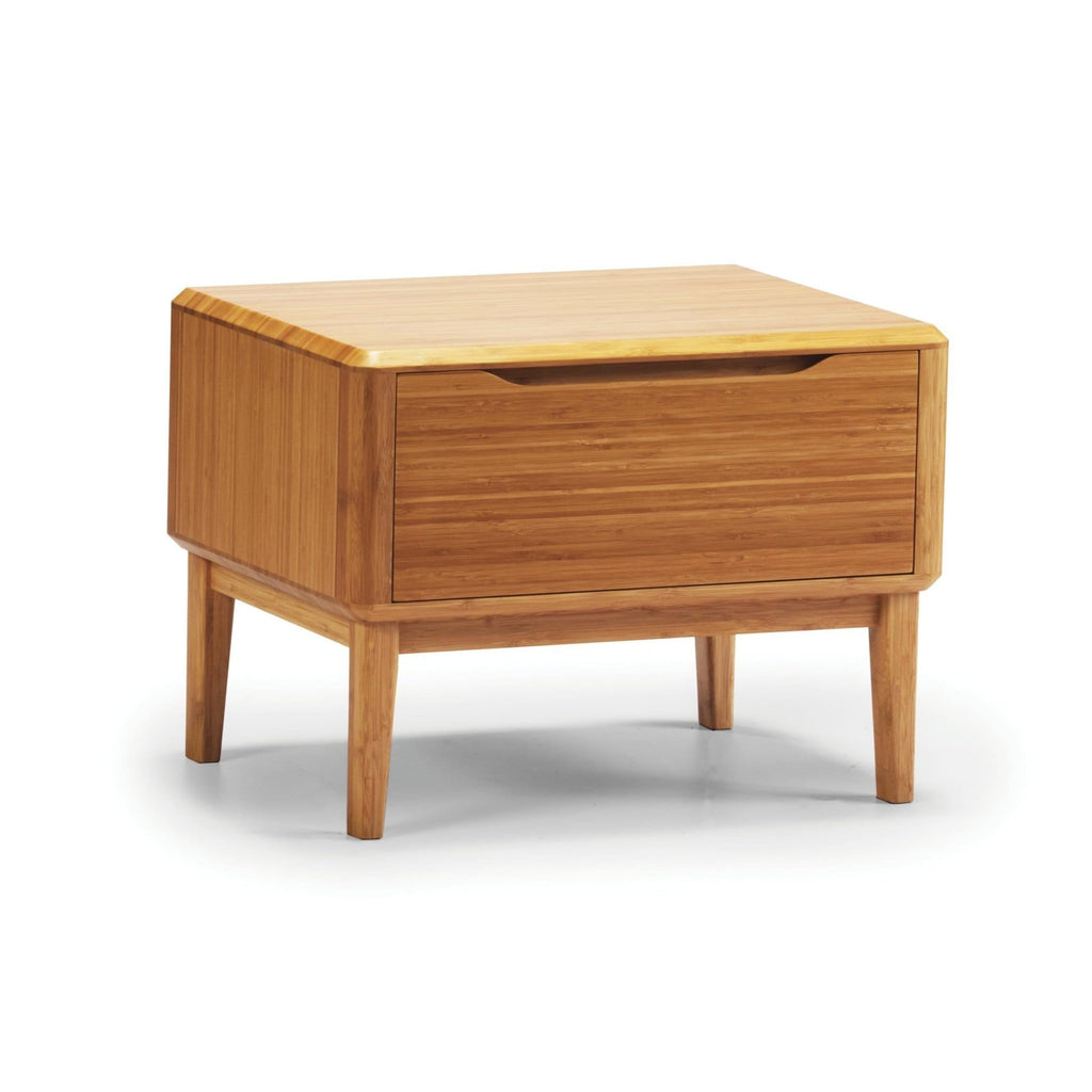 Greenington CURRANT Bamboo Nightstand - Caramelized - Nightstand